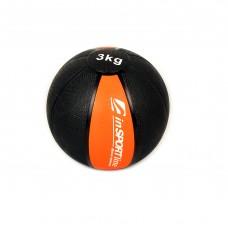 Svorinis kamuolys inSPORTline MB63 3 kg