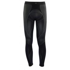 Termo kelnės ARAVINT black/grey