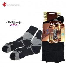 Termo kojinės TAGRIDER Trekking -10°C