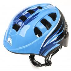 Vaikiškas dviratininko šalmas METEOR MA-2 ORBIT BLUE