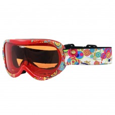 Vaikiški slidinėjimo akiniai WORKER Miller su grafika