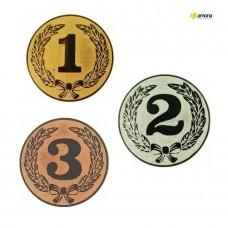 Viduriukas medaliui D1 25 mm.