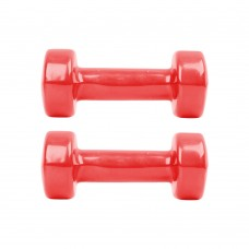 Viniliniai aerobikos hanteliukai inSPORTline 2 x 1,5 kg