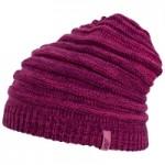 Žieminė kepurė 4F CAD004, tamsiai rožinė